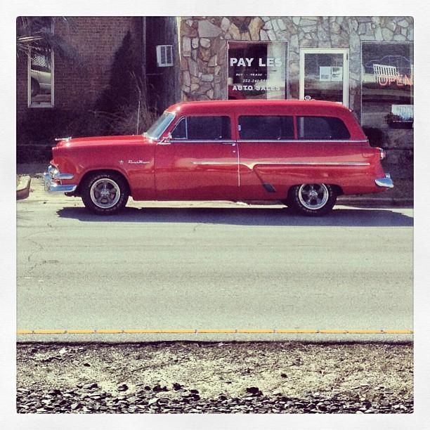 I need a '52 Ford Ranch Wagon…