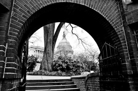 Washington DC in February