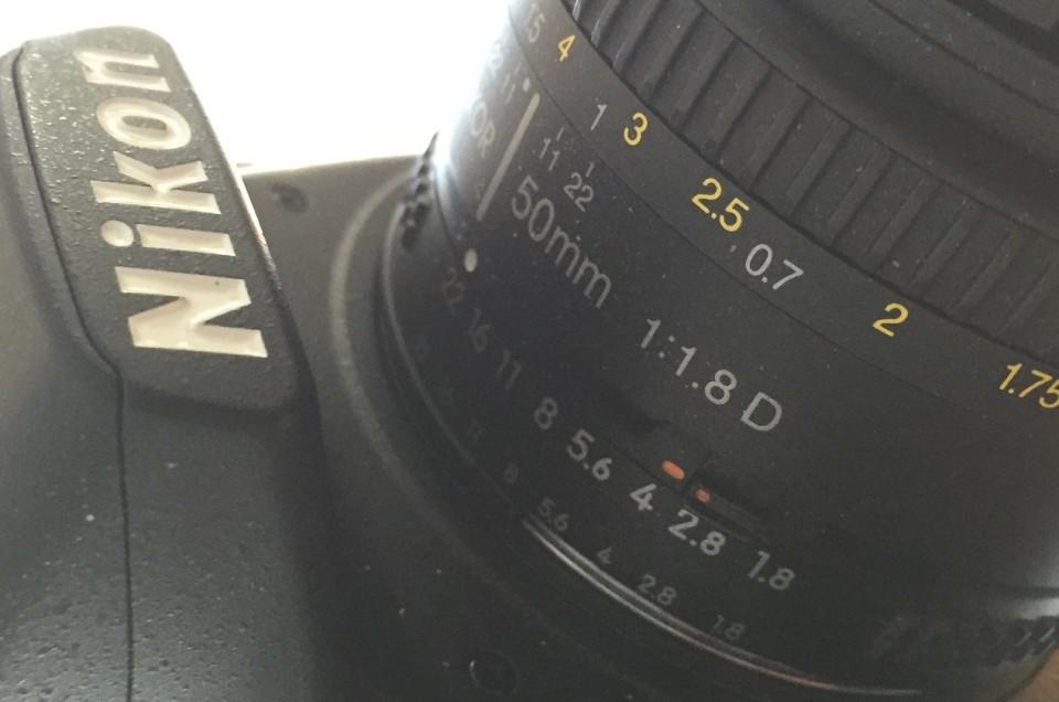 Photography 101: Shutter Speed