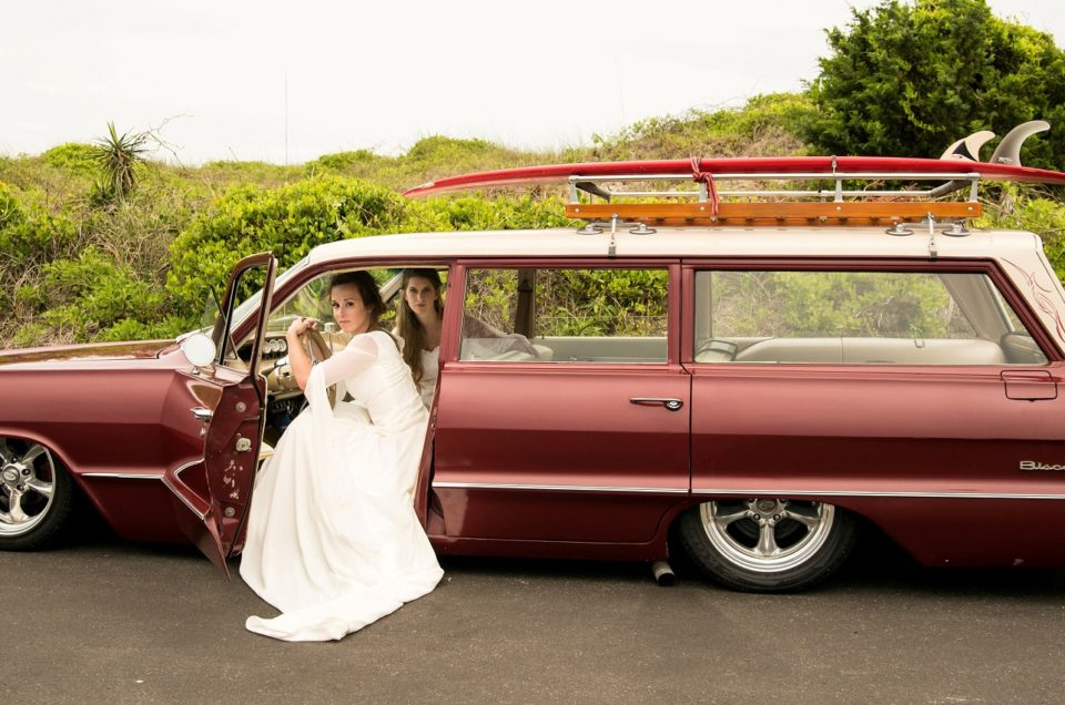 Bohemian Brides Longboards and Love