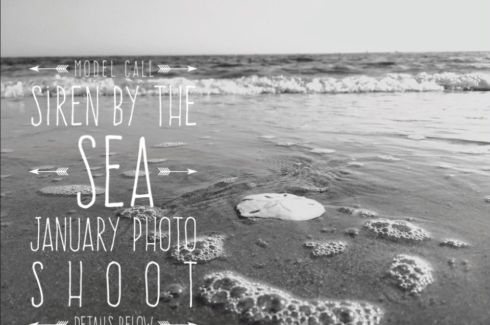 Siren by the sea model call