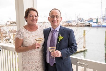 Laura and Paul's Beaufort Wedding