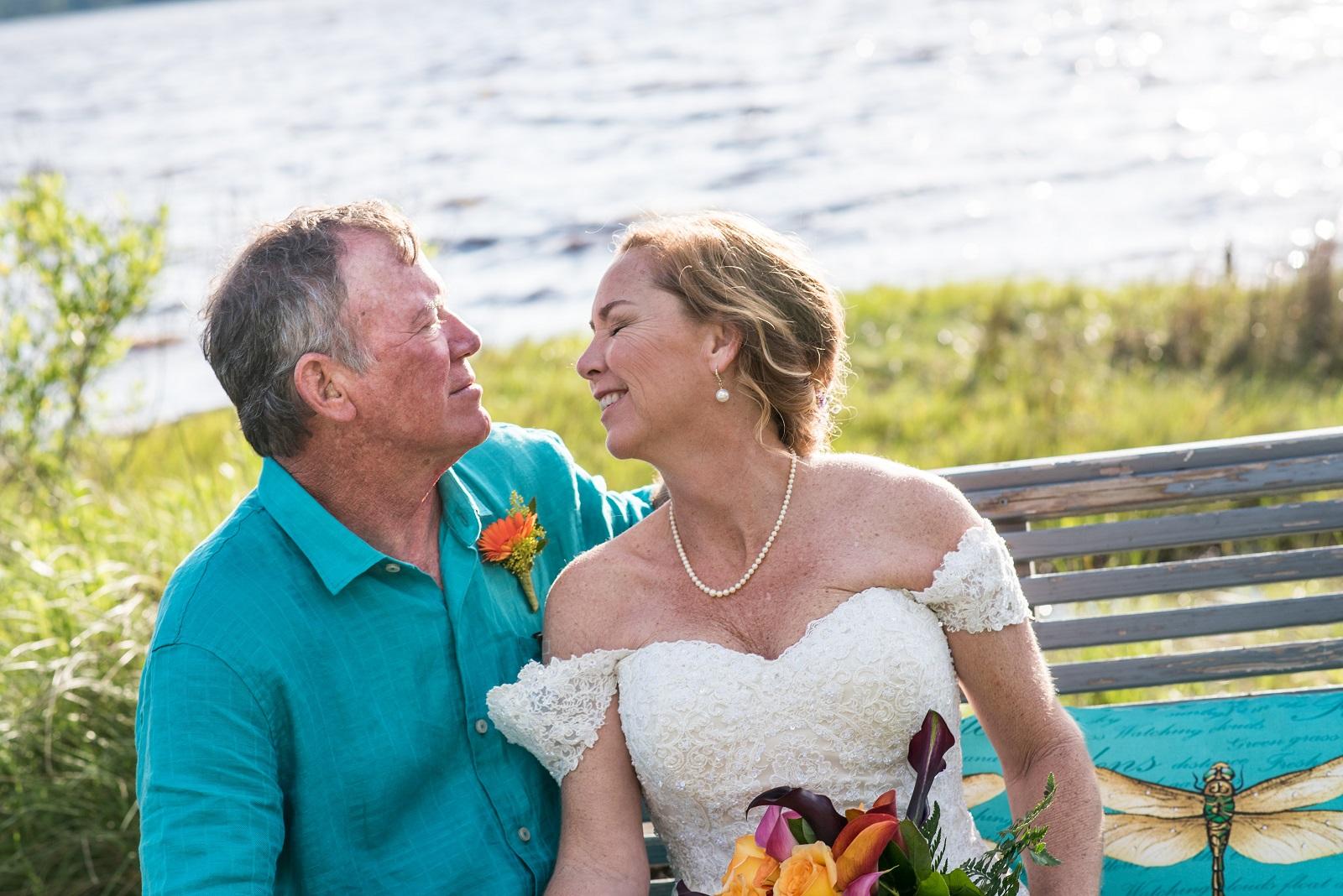 White Oak River Wedding