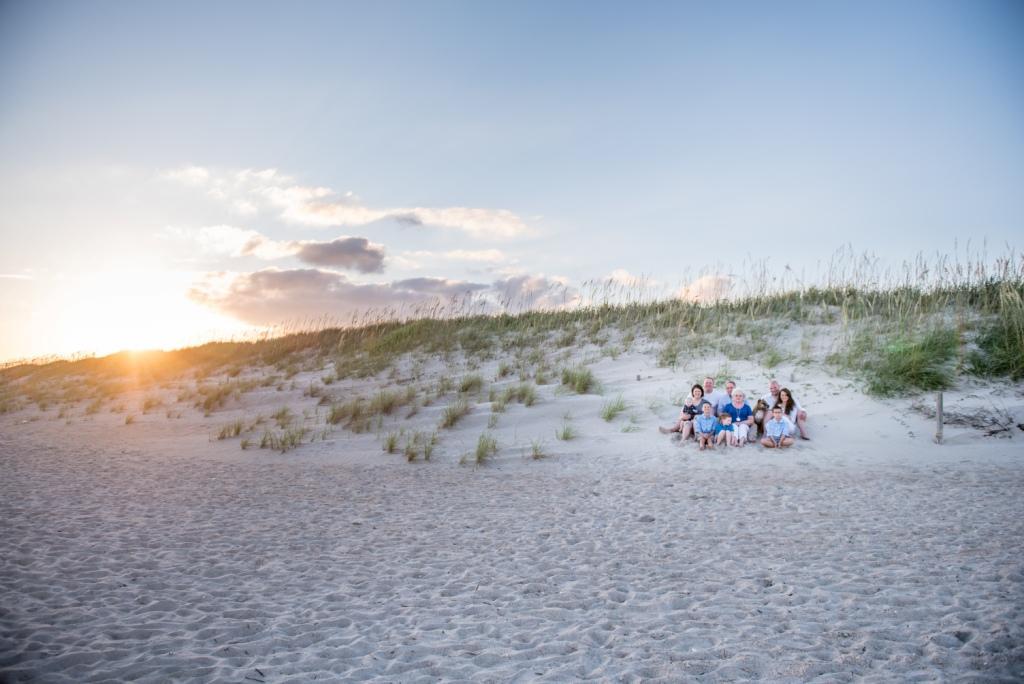 Beach Family Fun Beaufort Photography Co.