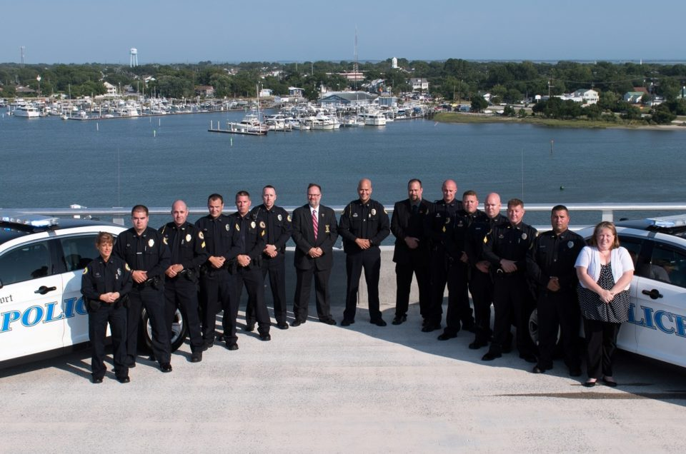 Beaufort Police Department 2017