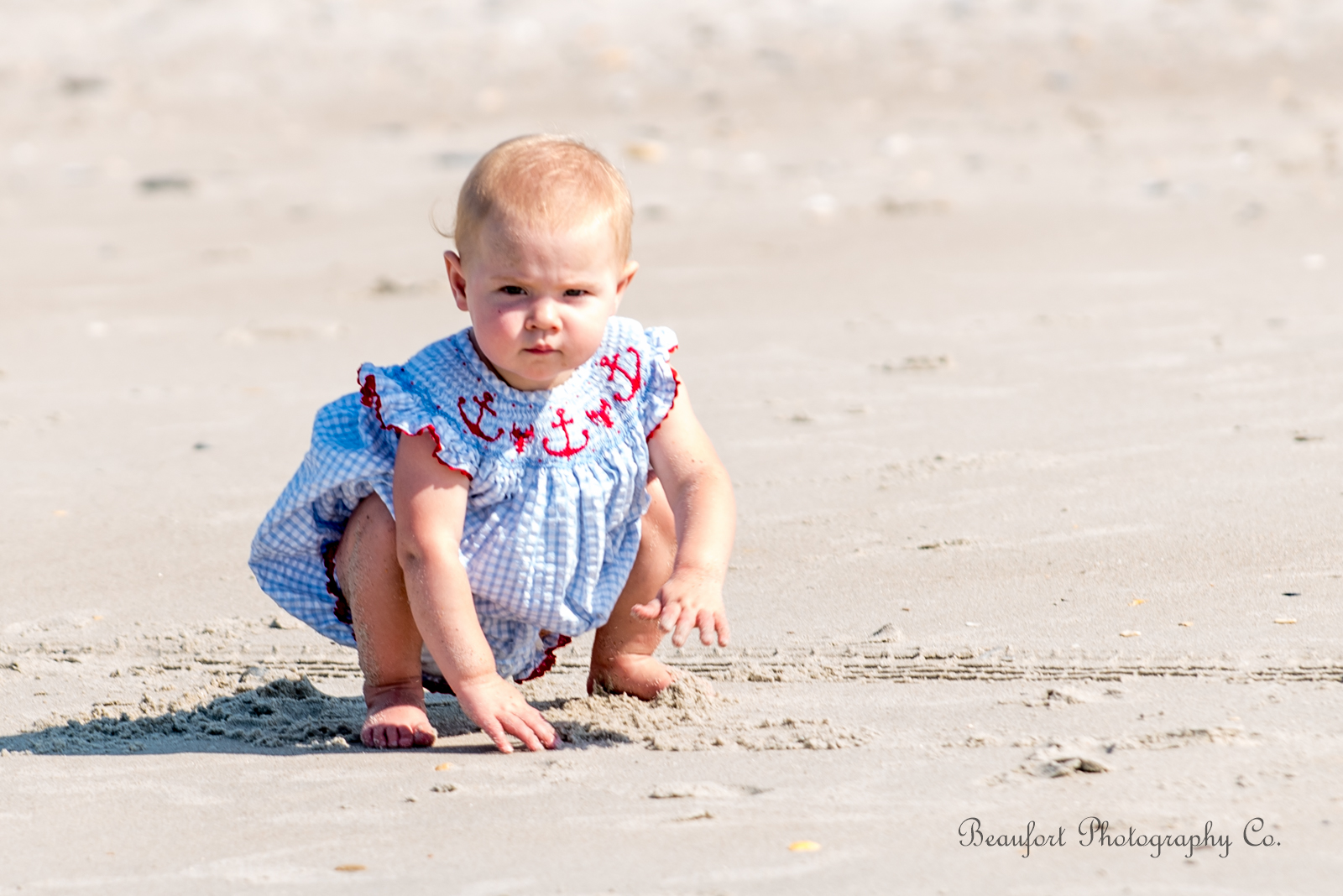 Beaufort Photography Co. family lifestyle portrait beautiful crystal coast morning